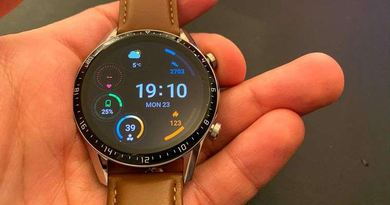 Review: Huawei watch GT2 Classic and  Huawei watch GT2 Elegant